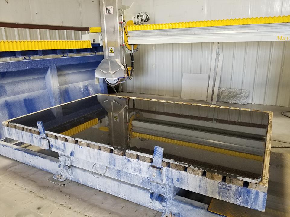 granite countertop fabrication